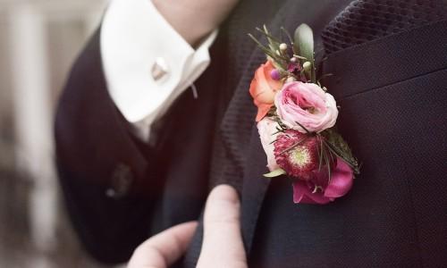Hochzeitsfloristik mit Stil