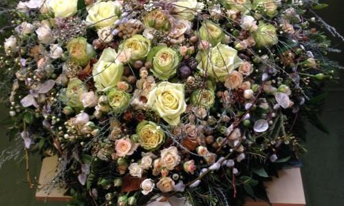 Blumen als Ausdruck von Dankbarkeit