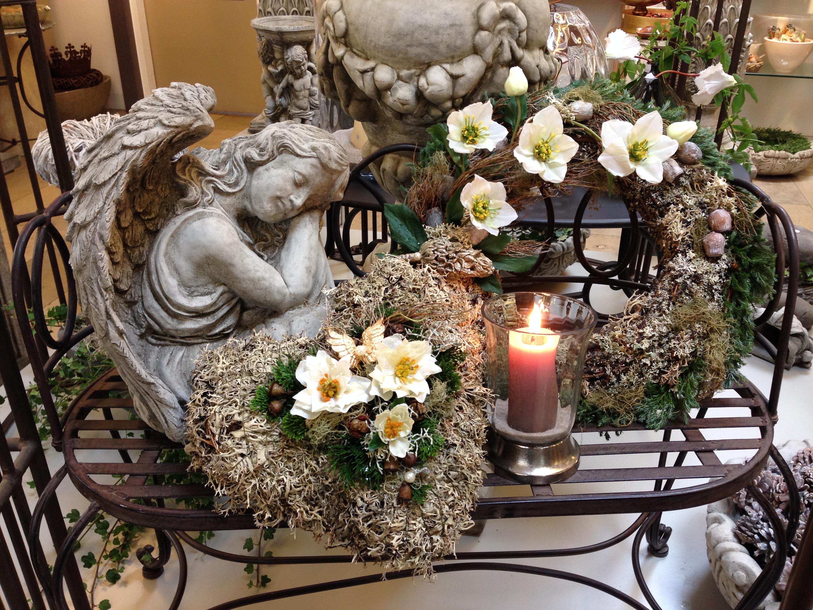 Allerheiligen Ausstellung Blumen Rampp