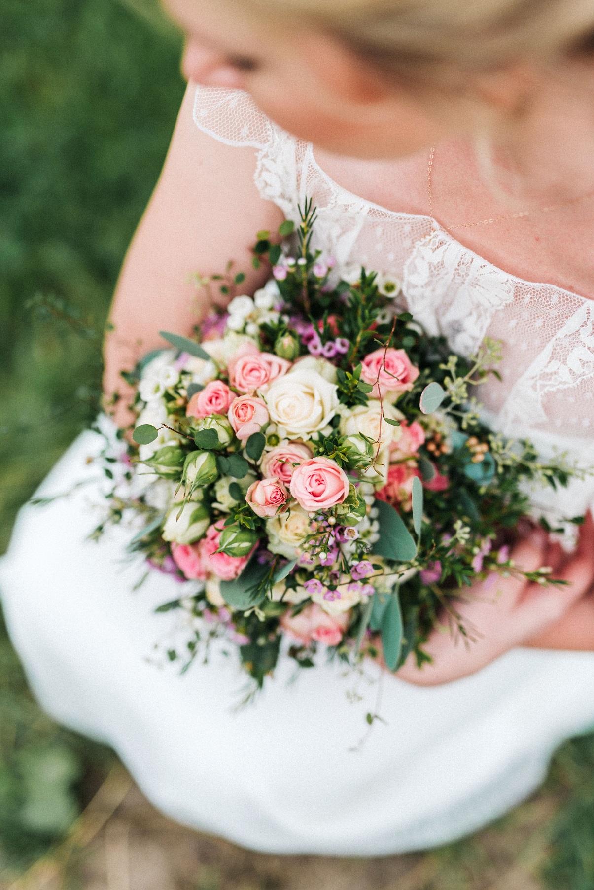Romantische Hochzeit 1