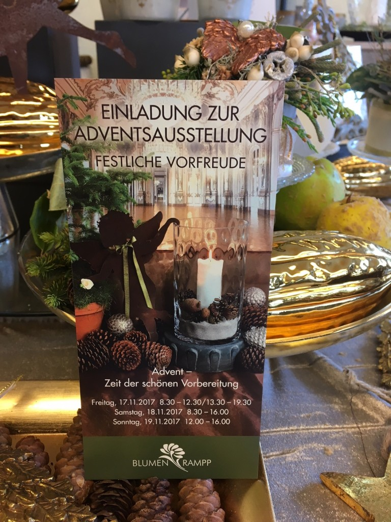 BLUMEN RAMPP Advent 2017 1