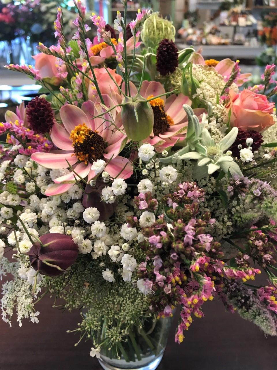 Ein wunderschöner Blumenstrauss - BLUMEN RAMPP