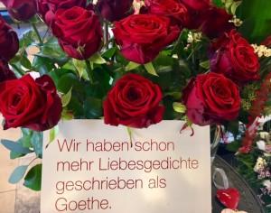2019 BLUMEN RAMPP Valentinstag rote Rosen